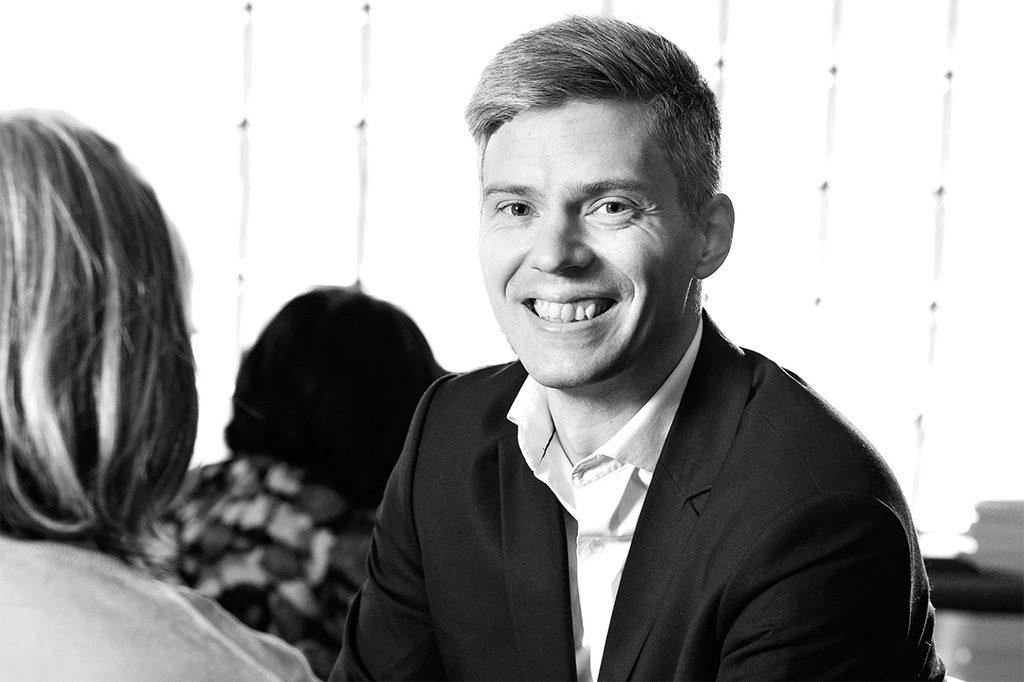 Viktor Mattsson, ny revisor i Eksjö Viktor Mattsson