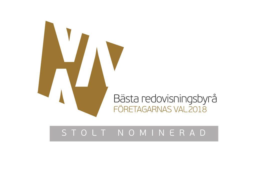 Visma Accounting Awards 2018 VismaAwards2018
