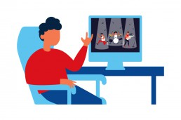 Moms på online-konserter Onlinekonsert uai