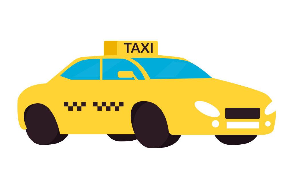 Taxiresor förmånsbeskattas taxiresa
