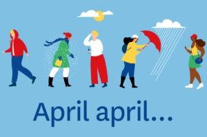 Nyhetsbrev: April april... april nyhetsbrev webb
