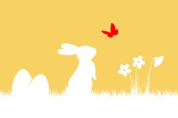 Glad Påsk önskar vi på baks & co! nyhetsbrev påsk uai